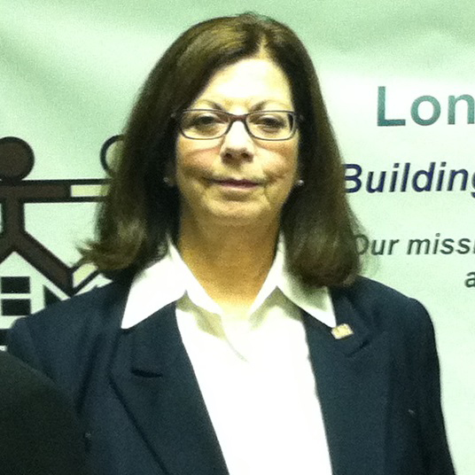 Michelle Santantonio, Executive Director Emeritus, LIHS