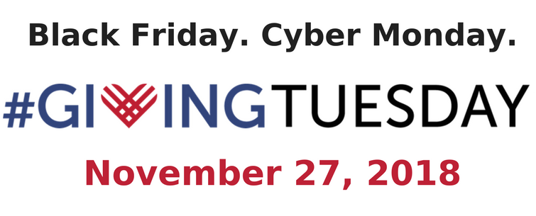 2018 Giving Tuesday Stacked with Date